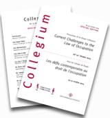 Collegium cover