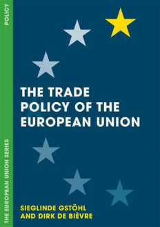 New textbook on EU trade policy | College of Europe