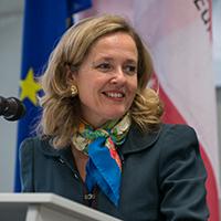 Ms Nadia CALVIÑO