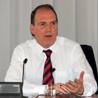 Mr Simon HUGHES, Minister of State for Justice and Civil Liberties of the United Kingdom